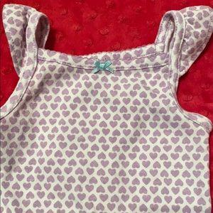 Carter's Shirts & Tops - BUNDLE CARTER'S Flutter Sleeveless Onesies